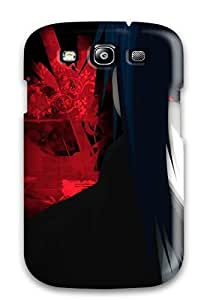 Sanp On Case Cover Protector For Galaxy S3 (sebastian Kuroshitsuji Anime Other)