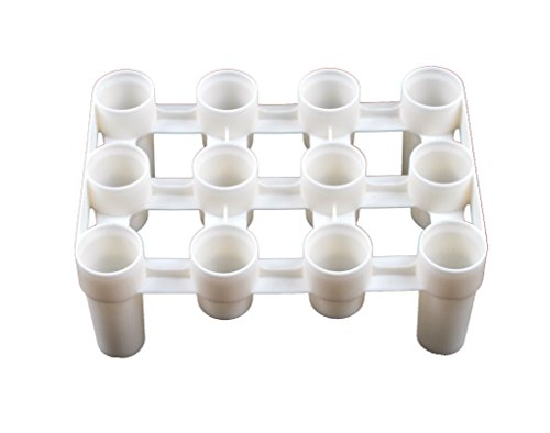FastRack Bottle Drying Rack - Bottle Drying Tree alternative; Dry & Store your Wine or Bomber/Belgian Bottles; Perfect addition to your Wine Fermentation Kit