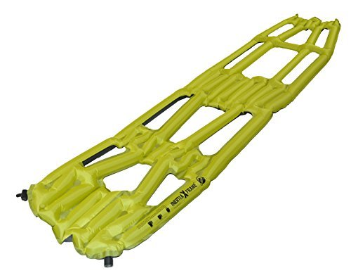 Klymit Inertia X Frame Inflatable Sleeping Pad - Yellow/Grey