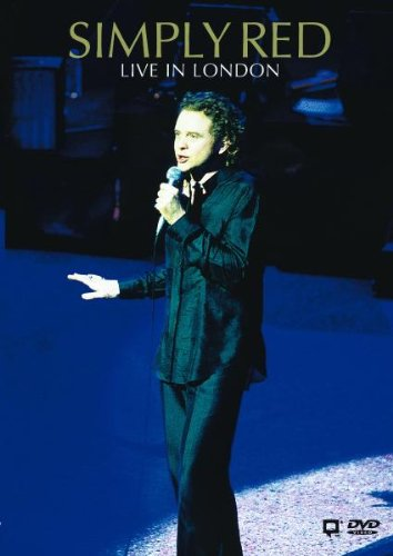 Simply Red Live In London Amazonde Simply Red Dvd Blu Ray