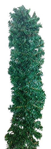 - Perfect Holiday 9' X 10 Inch Colorado Pine Artificial Christmas Garland - Unlit