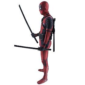 - 41PZkyAvpSL - AOVEI Unisex Lycra Spandex Adult Zentai 3D Halloween Cosplay Costumes Costume Full Bodysuit