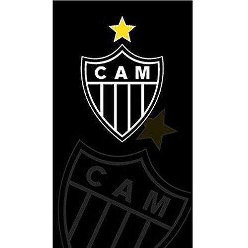 Toalha de Time Buettner Felpudo Estampado Atlético Mineiro 0aa819752428a