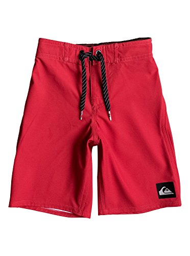 Quiksilver Little Boys' Everyday Kaimana 14 5 Boardshort, Quick Red, 3 - Quiksilver Board Shorts Infant