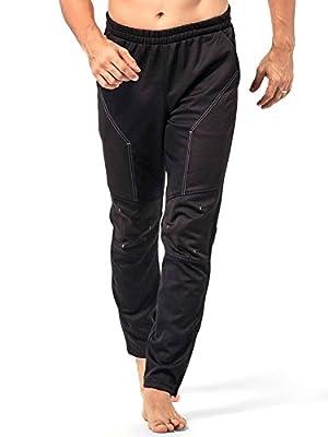 INBIKE Men's Winter Fleece Thermal Pants for Outdoor Multi Sports