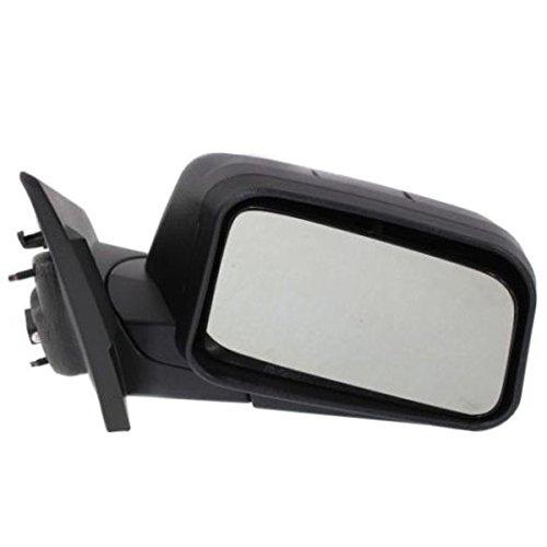 (Koolzap For 07 Edge SE SEL Power Non-Heat w/o Memory Manual Fold Mirror Right Passenger Side )