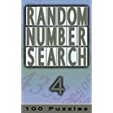 Random Number Search 4: 100 Puzzles (Volume 4)