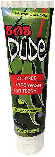 Face Wash by 808Dude Australia, Best Face Wash for Acne, Face Wash for Oily Skin, Face Wash for Men, Face Wash for Sensitive Skin, Face Wash for Teens
