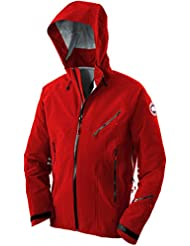 Canada Goose' Timber Shell Jacket - Men's Large - Slate / Red