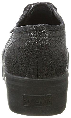 Superga 39 Basses total Femme Black Lamew 2790 noir 8r0q8Fz