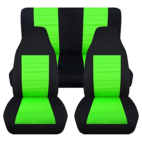 Compare Price To Green And Black Racing Seats
