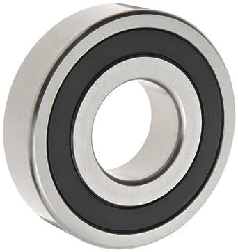 Amazon.com: s6306 – 2RS Rodamientos de bolas de acero ...