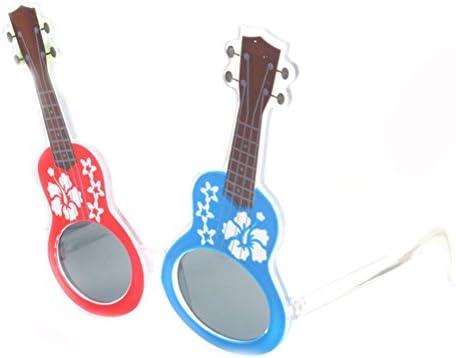 Good Night Gafas de Sol en Forma de Guitarra de Moda Gafas de Sol ...