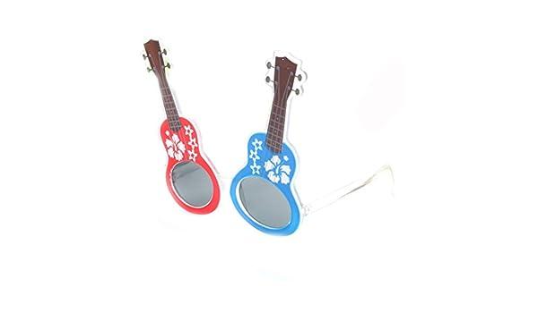 Good Night Gafas de Sol en Forma de Guitarra de Moda Gafas de Sol Estilo Rock Party: Amazon.es: Juguetes y juegos