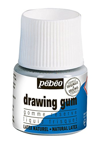 Pebeo Drawing Gum, 45-Milliliter (33000) (Pebeo Drawing)