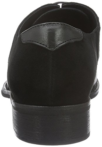Noir Shoe Chaussures à the Femme Lacets Black Bear Annika AZqxzAwf