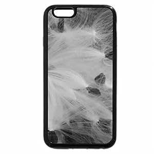 iPhone 6S Plus Case, iPhone 6 Plus Case (Black & White) - WIND POLLINATION