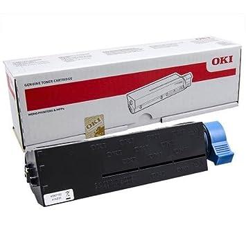 G&G Oki B412/B432/B512/MB472/MB492/MB562 Negro Cartucho DE Toner ...
