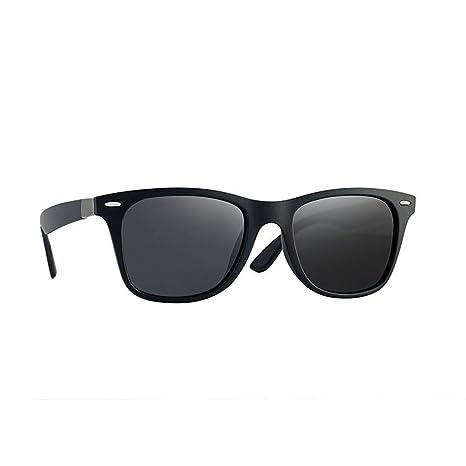 BOLANQ - Gafas de Sol polarizadas para Hombre, B, Tamaño ...
