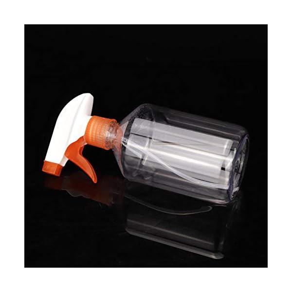 LTTXS,Flacone per animali domestici da 500 ml Flacone spray per disinfezione di bottiglie in plastica Flacone… 3 spesavip