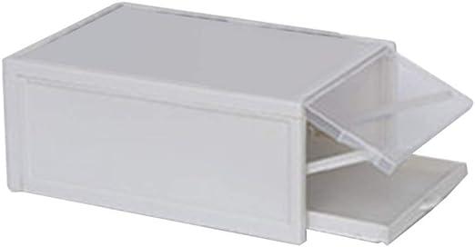 Baifeng Extraer Cajón Tipo Zapato Caja Transparente Plástico ...
