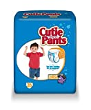 Cutie Pants - Toddler Training Pants Cutie Pants - Pull On 2T - 3T Disposable Heavy Absorbency - 104/Case - McK