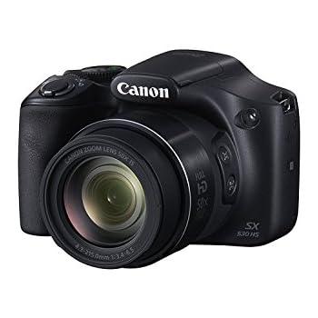 Amazon.com : Canon PowerShot SX400 Digital Camera with 30x ...