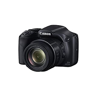 Canon PowerShot SX530 Digital Camera w/ 50X Optical Zoom - Wi-Fi & NFC Enabled (Black)