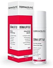 Dermaceutic Derma Lift 5.0 – lyft kraftserum – omedelbart ansikts- och ögonkonturlyft – åldersförsvarsserum – 30 ml