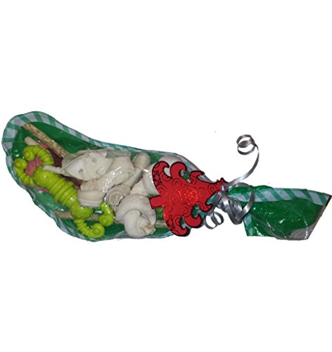 Holiday Stocking Pack 11pieces Small (Dog Filled Stocking)