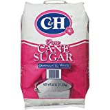 C&h Granulated Sugar 25 Lbs