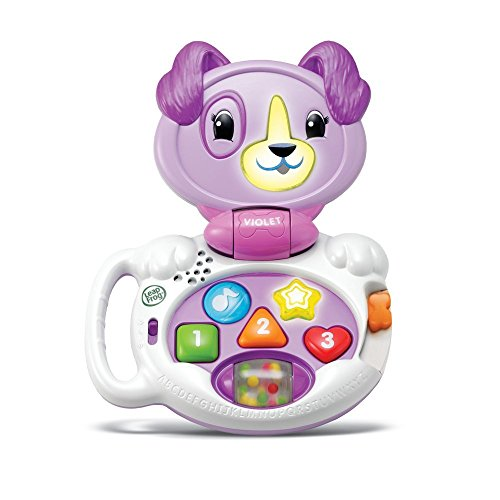 LeapFrog My Talking LapPup (Violet) (Leapfrog Laptop Purple)
