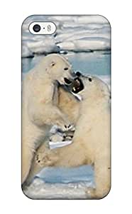 Special ZippyDoritEduard Skin Case Cover For Iphone 5/5s, Popular Polarbears Phone Case