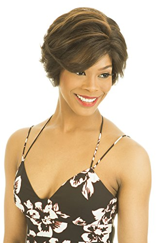 Any Part - [MAGIC LACE ANY PART] NEW BORN FREE SYNTHETIC HAIR LACE FRONT WIG - MLA 61 (DYX/HONEY_GOLD)