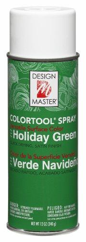 Design Master 717 Holiday Green Colortool (Holiday Sprays)