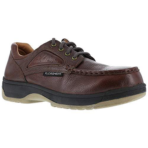 Florsheim FS240 Women's Compadre ST Shoe Dark Brown 10.5 D US