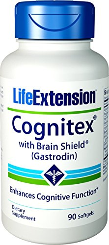 Life Extension Cognitex with Brain Shield Softgels, 90 Count Review