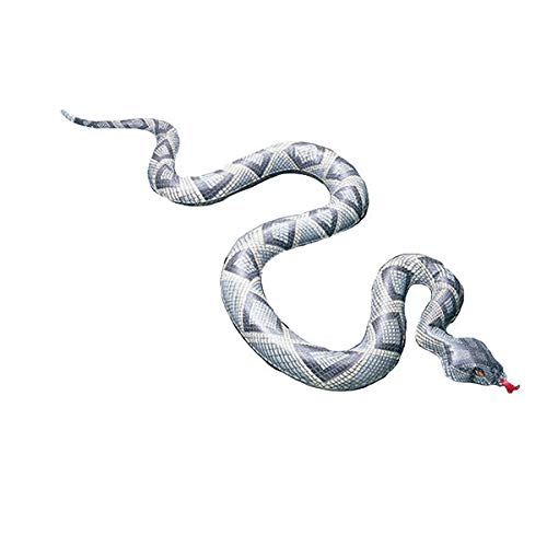(BestNest Gardeneer Natural Enemy Inflatable Snakes, Pack of 3)