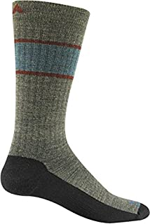 product image for Wigwam Men's Pacific Crest Pro Lightweight Outdoor Peak 2 Pub Crew Sock