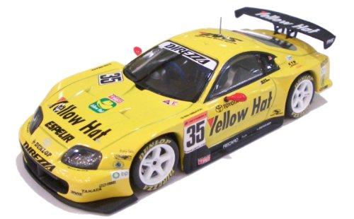 1/43 イエローハット スープラ JGTC 2004 YMS #35(イエロー) 「オートバックス GT 2004シリーズ」 43598