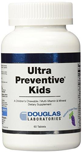 Laboratorios Douglas - preventiva Ultra Kids uva 60t [salud y belleza]
