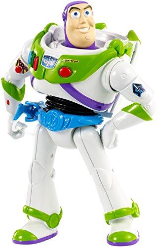 Mattel Disney/Pixar Toy Story 4 Buzz with Belt and Grapnel Figure
