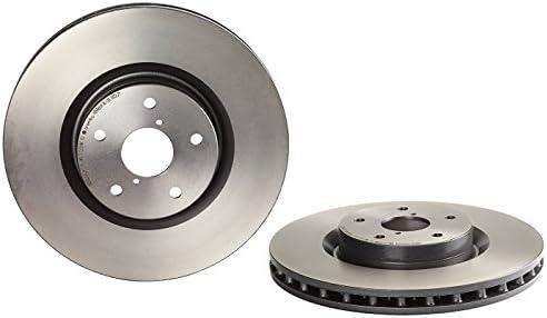 Brembo 09.7812.21 UV Coated Front Disc Brake Rotor