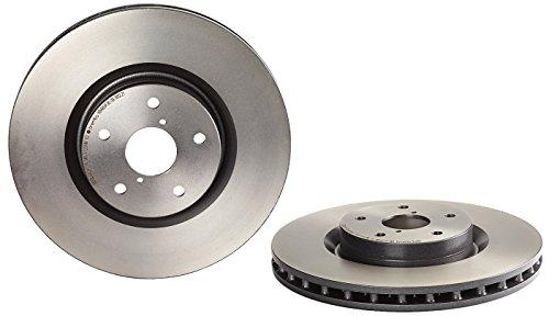 Brembo 09.7812.21 UV Coated Front Disc Brake Rotor -