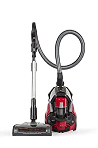 Electrolux EL4335B Corded Ultra Flex Canister Vacuum, Watermelon Red