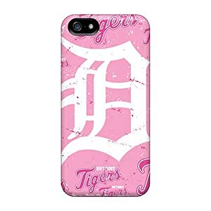 [SNI7604EGop] - New Detroit Tigers Protective Ipod Touch 4 Classic Hardshell Cases