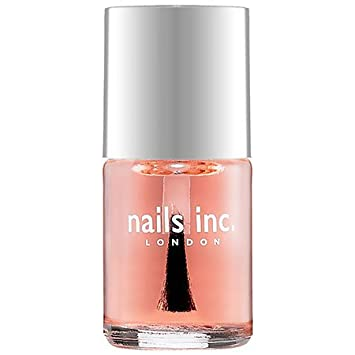 Amazon.com : nails inc. Kensington Caviar Top Coat 0.33 oz : Nail ...