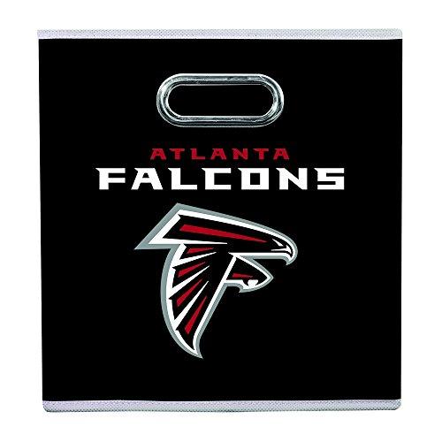 Franklin Sports NFL Atlanta Falcons Collapsible Storage Bin -  70006F01