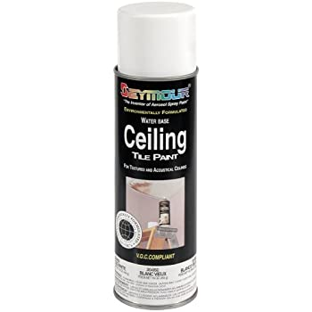 Seymour 20 052 Ceiling Tile Paint Old White Spray