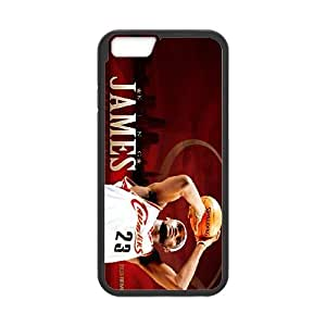 JenneySt Phone Caselebron james Design For Apple Iphone 6 Plus 5.5 inch screen Cases -CASE-5